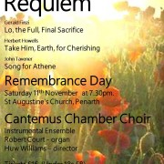 Remembrance flyer final